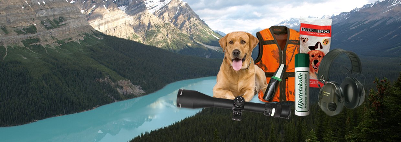 Wolfhunter - Udstyr & Grej til jægere og outdoor.<br>