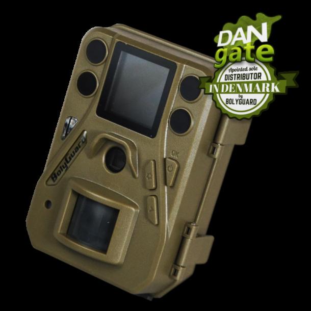 Bedste kamera til prisen. Bolyguard SD 520.